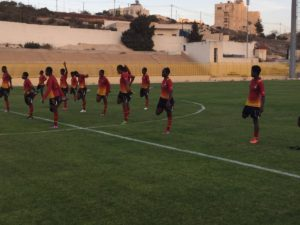 PHOTOS: Black Maidens finalize preparations ahead of Korea DPR duel