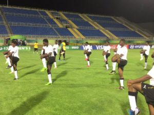Black Maidens step up preparations for Korea DPR game