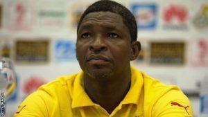 Coach J.E Sarpong blasts Maxwell Konadu