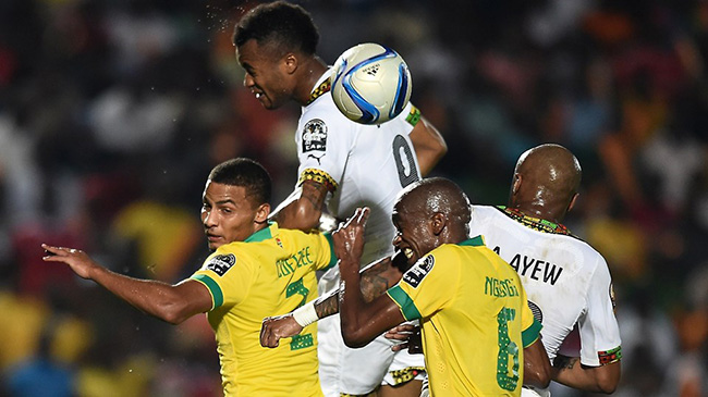 Sports Ministry in the dark over Stars-Bafana friendly match-Nii Lante