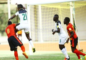 Black Stars frustrated by Uganda in FIFA 2018 World Cup qualifier