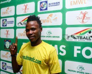 Dunkwa United's Richard Addai joins Dreams FC