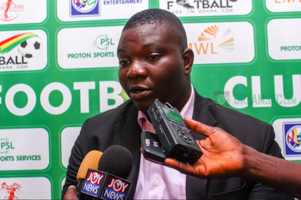 Dreams FC Administrative Ameenu Shardow manager lauds GFA for StarTimes deal