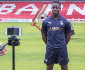 Andy Yiadom to join Ghana for the first time today