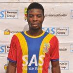 Ollenu Ashitey agrees personal terms with Kotoko