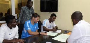 Tanzanian side Azam FC announce Enoch Atta Agyei capture