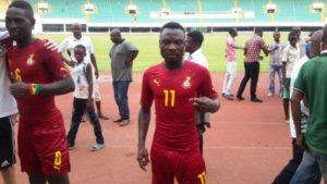 Bright Adjei hopeful of winning this year's G6 tournament