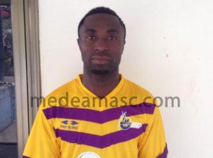 Bernard Ofori in Tanzania to seal Azam FC deal