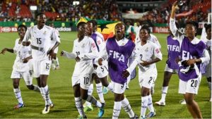 Nii Lantey backs Black Princesses to excel at FIFA World Cup