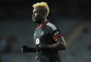 Edwin Gyimah may need psychological help - Orlando Pirates chairman