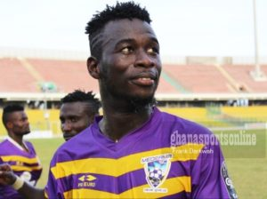 Ashgold plotting a move for Medeama SC's Eric Kwakwa