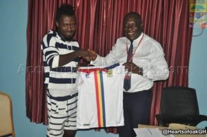Hearts of Oak deny signing Malik Akowuah illegally