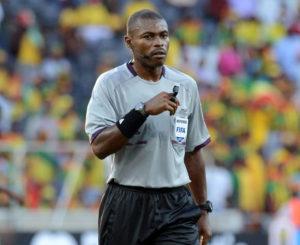 Gabonese referee Eric Otogo Castane to officiate Egypt vs Ghana game
