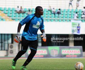 Veteran goalkeeper George Owu linked with a move to Bechem United