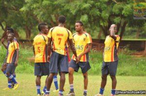VIDEO: Hearts of Oak begin training ahead of G6 tournament