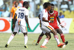 GHALCA makes GHC 100,000 from Kotoko vs Hearts game