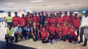 Didi Dramani pleased with team performance at the FIFA U-20 Women's World Cup