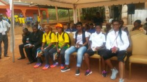 PICTURES: Black Queens join CAF, UNAIDS & UNICEF campaign in Cameroon
