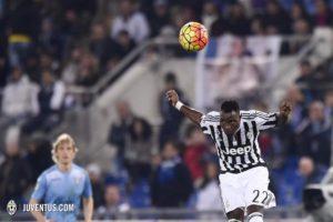 Ghana's Kwadwo Asamoah returns to full time action with Juventus