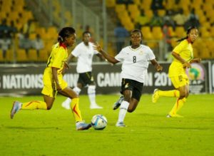 2016 Women's AFCON: Juliet Acheampong reckons they have what it takes to beat Hosts Cameroon in Semis