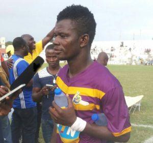 Free-kick specialist Kwesi Donsu worried about Black Stars snub