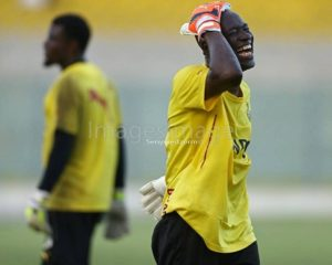 Hearts goalkeeper's trainer Nassam Yakubu undecided about his future