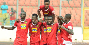 GHALCA G6: Kotoko defeat All Stars 2-0 to set-up clash with bitter rivals Hearts