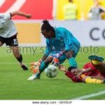 Revealed: Goalkeeper Patricia Mantey disrespecting coach Yusif Basigi has caused her the number one position