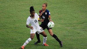 Rahman Rasheda describes Black Princesses exit from U20 WC as unfortunate