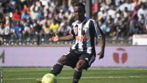 Solomon Asante stars in TP Mazembe's 2-0 win over JS Groupe Bazano