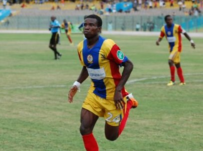 Thomas Abbey eyes number '10' role at Hearts