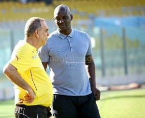 Ex-Ghana international Tony Baffoe advocates for more competition in the Black Stars squad