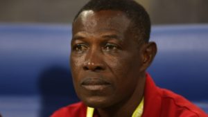 Coach Evans Adotey not happy with Medeama's G6 exit