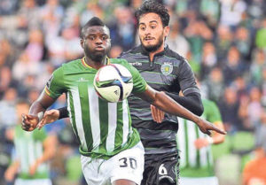 PROFILE: Who is Ghana's latest call up Alhassan Wakaso