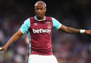 West Ham star hails Dede Ayew's return from injury