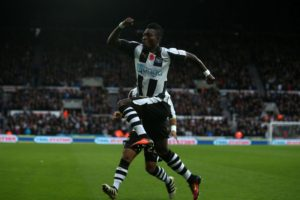 I owed Newcastle United fans a goal - Christian Atsu
