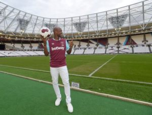 Andre Ayew tipped to be first West Ham striker to score this season