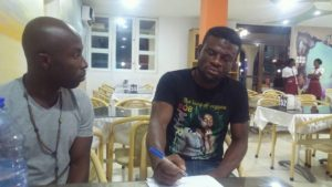Fatau Dauda nears Lebanese deal after signing with Sport Light Agency