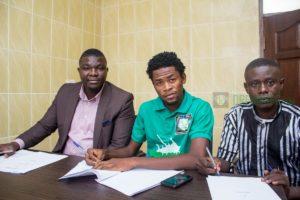 Midfielder Abdul Mugese Zakaria signs for Dreams FC