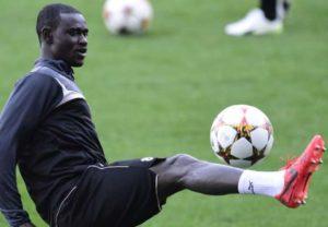 Enoch Adu Kofi dropped for 2018 FIFA World Cup qualifier against Egypt.