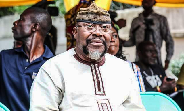 Nyaho challenges Hearts fans to buy shares