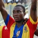Elmina Sharks inquire about former Hearts defender Owusu Bempah