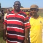 Hearts of Oak insists Team Manager Sabahn Quaye is still at post