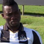 ​I still play football with my bare feet - Christian Atsu
