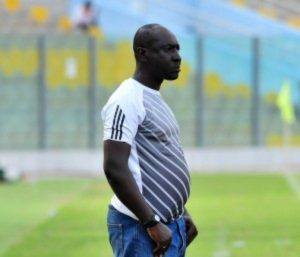 Yusif Abubakar reckons he is not under pressure to win next season's league
