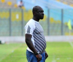 Yusif Abubakar reckons he is not under pressure to win next season's league