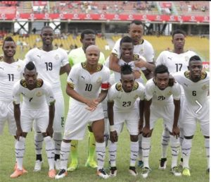 Ghana holds onto 53rd position in the world