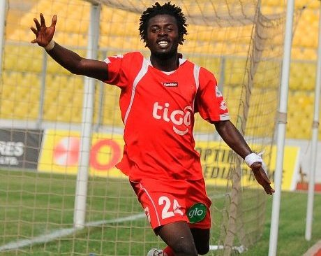 Clubless Edward Afum not interested in offers from Ghana Premier League clubs