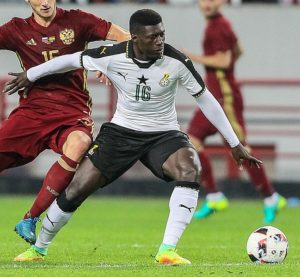 Alfred Duncan makes injury return ahead of Afcon 2017