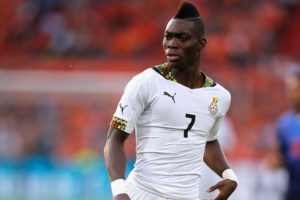 I'm not focused on personal glory at the AFCON-Christian Atsu